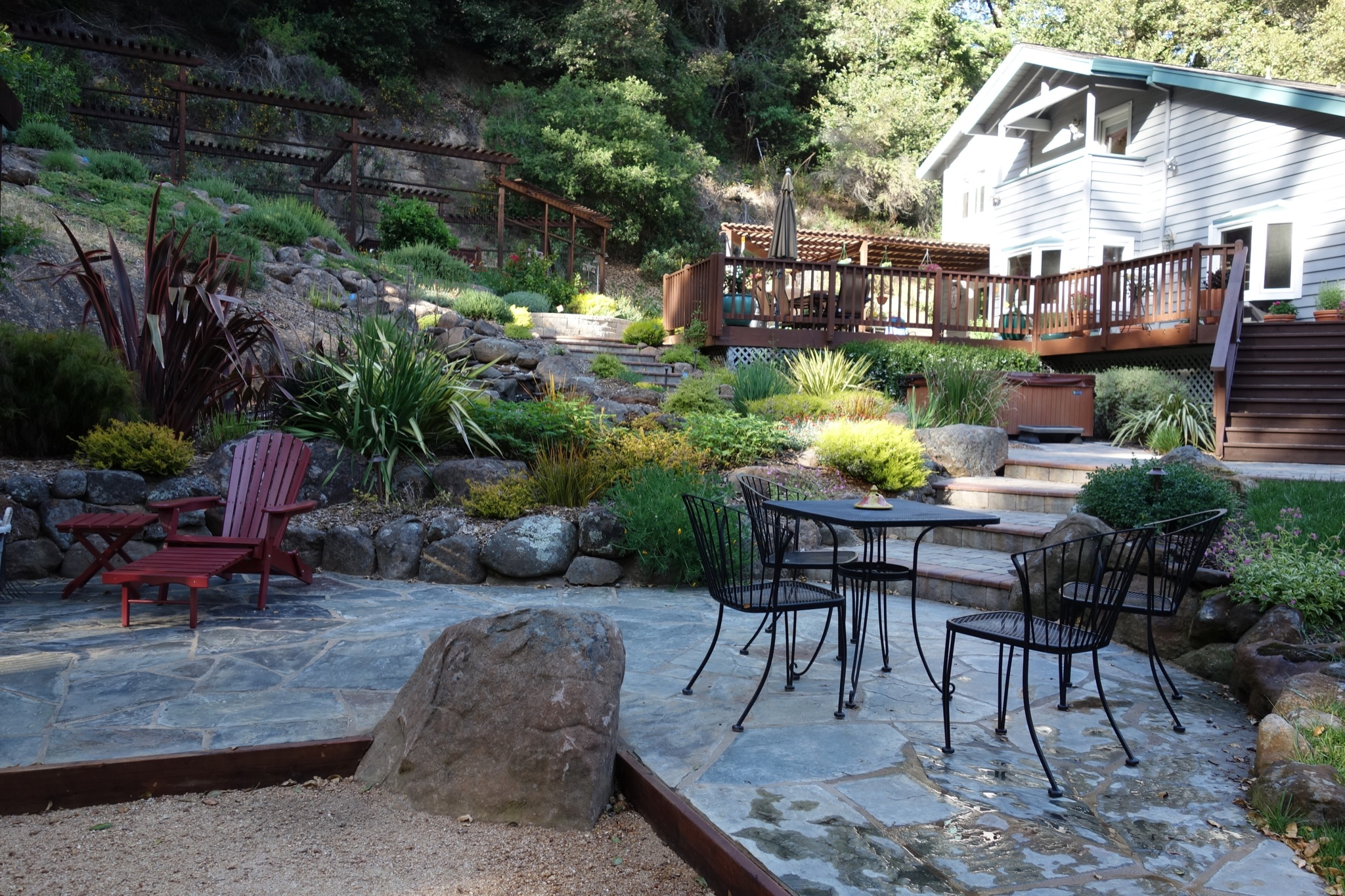 Landscape design tips you can use gardening tips for the for Landscaping rocks nelson