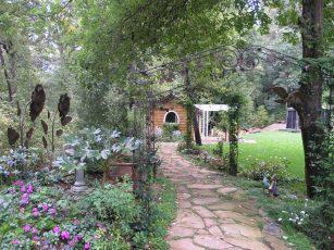 Garden Paths Gardening Tips For The Santa Cruz Mountains